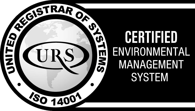 Comvergent ISO 14001 certified
