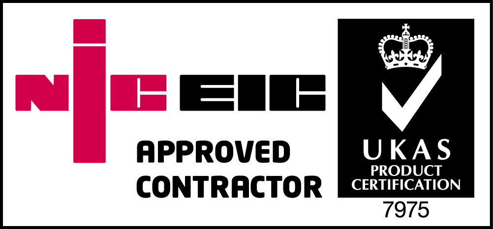 Comvergent NICEIC approved